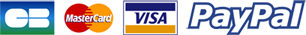 Logos paiement securise