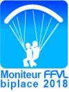 Picto Moniteur FFVL biplace