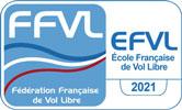 Logo FFVL-EFVL 2020